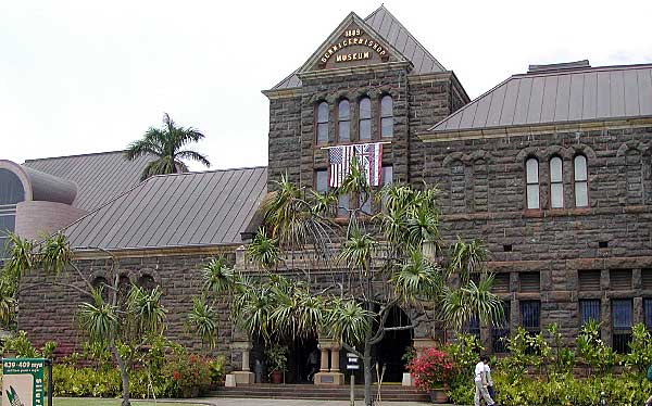 Hawaii Bishop Museum