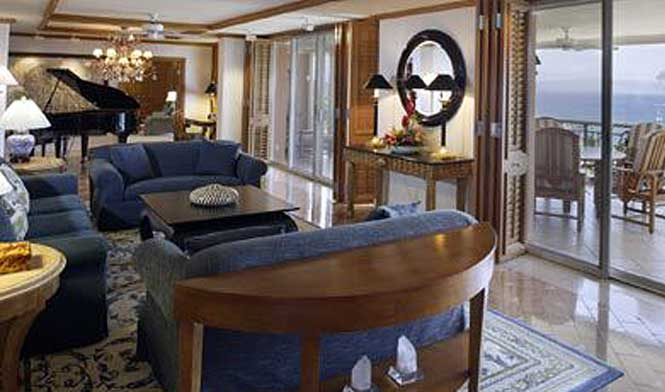Suite at the Grand Wailea