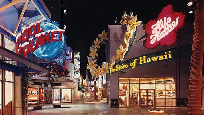 Hilo Hattie store