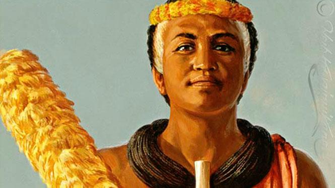 Queen Kaahumanu
