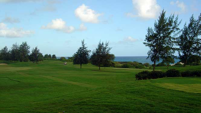 Golf on Kauai