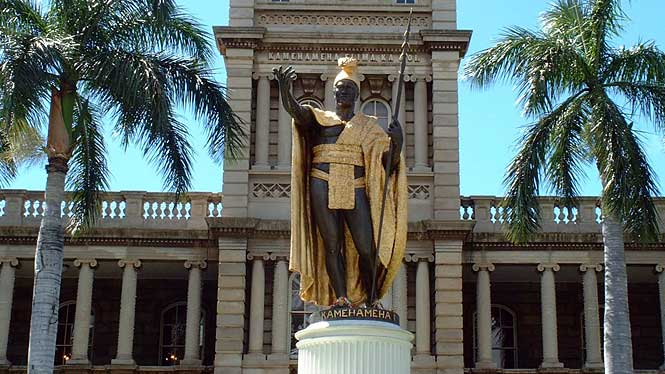 King Kamehameha