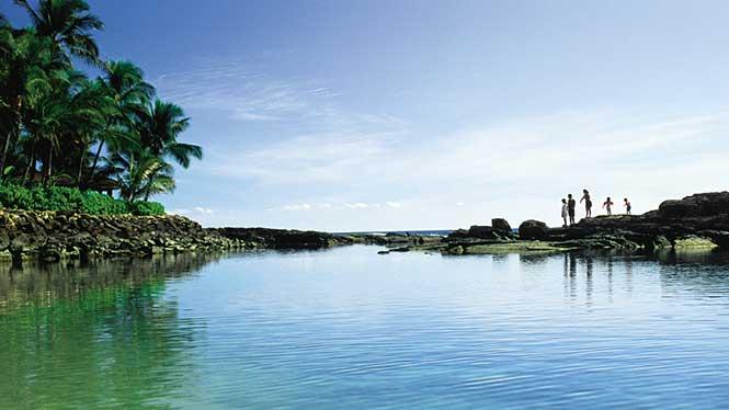 Ko Olina Beach, Oahu Leeward Coast