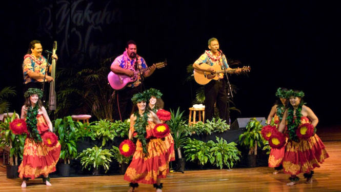Makaha Sons perform