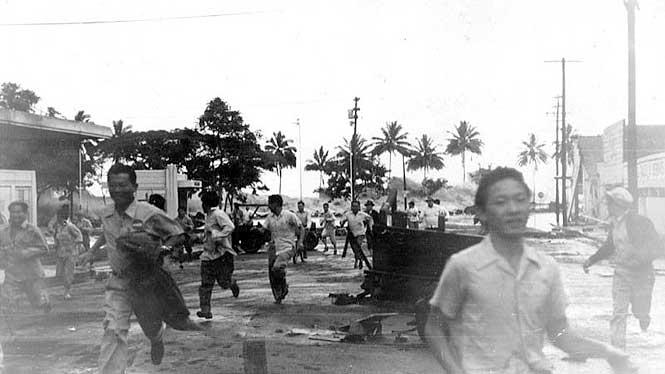 Pacific Tsunami