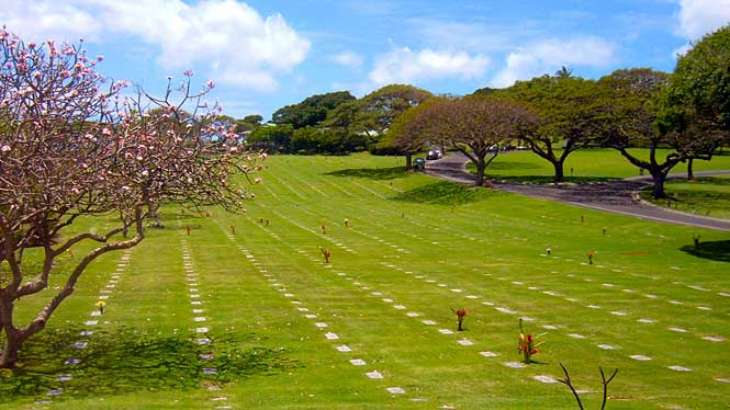 Punchbowl Cemetery