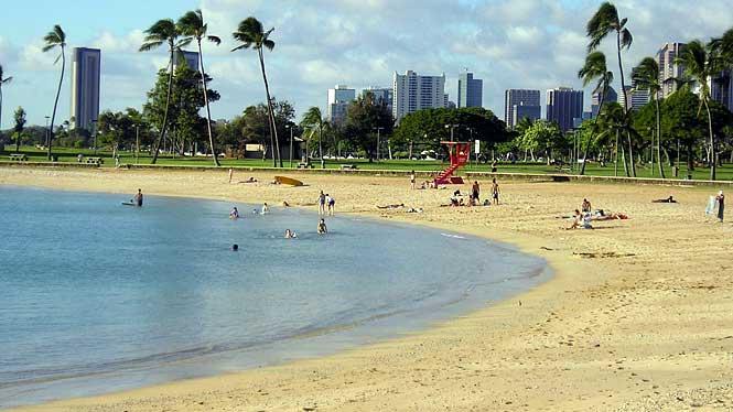 Honolulu Gezilecek Yerler-4