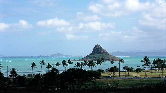 Kualoa Beach Park