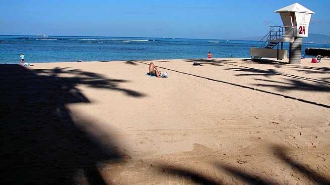 San Souchi Beach