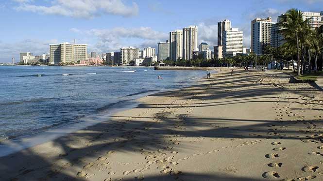 Waikiki Beaches