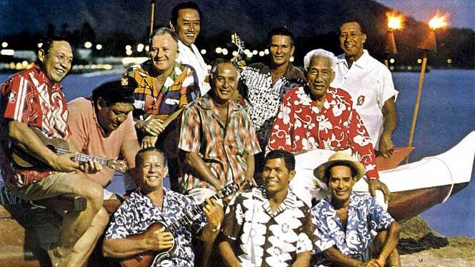 Waikiki Beachboys