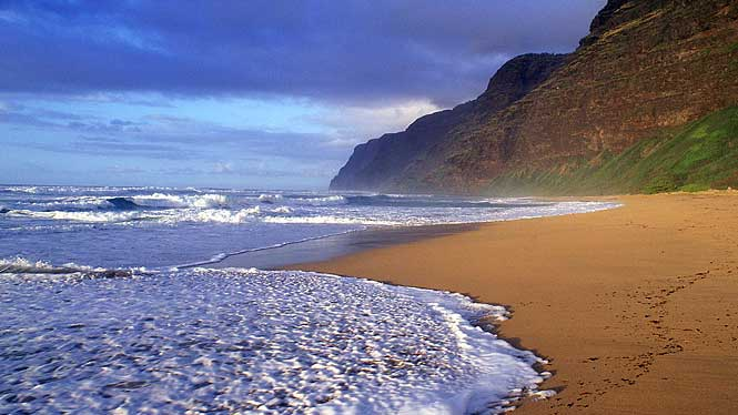 Polihale Beach