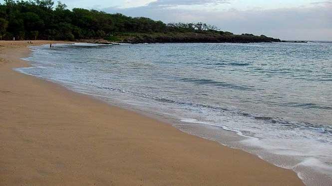Manele Bay Beach