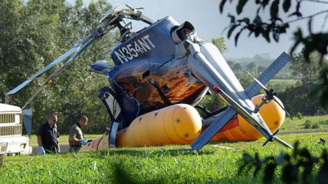 Hawaii HELICOPTER CRASHes - 21 Year (1991-2011) Accident Summary ...