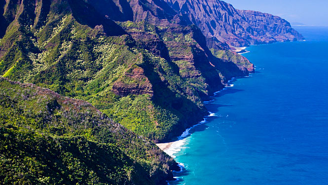 "The ""Grand Canyon"" of the Pacific: Climber Meets Kauai 