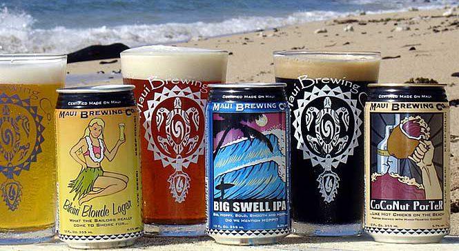 Hawaiian Beer