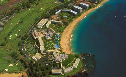 Kaanapali Resort is luxury place to stay on Maui