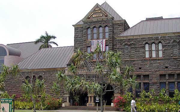 Hawaii Bishop Museum