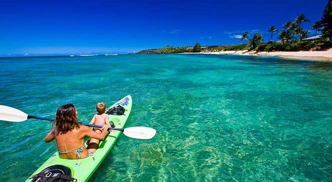 Hawaii Kayaking