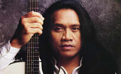 portrait of Henry Kapono
