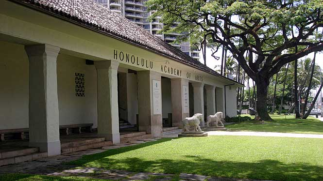 Honolulu Academy of Arts