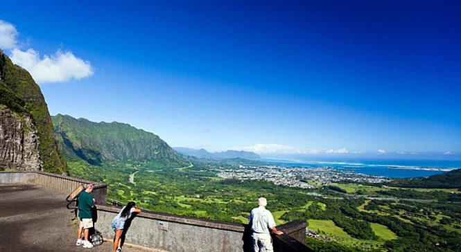 Kailua Pali (Cliff) Lookout
