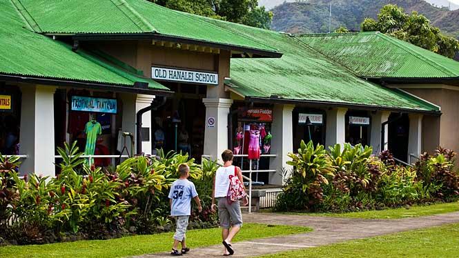 Kauai Shopping