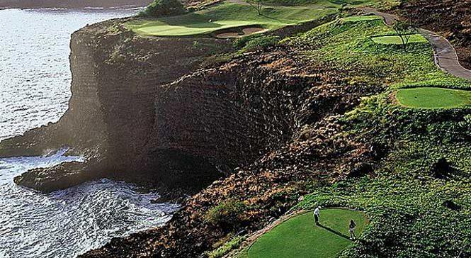 Manele Resort golf