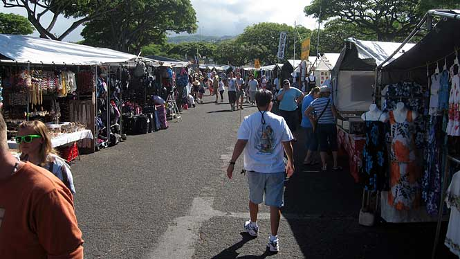 Oahu Swap Meet