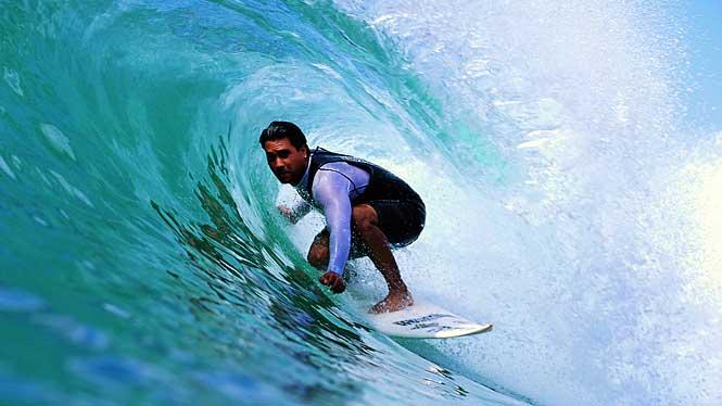Suring Oahu's Northshore