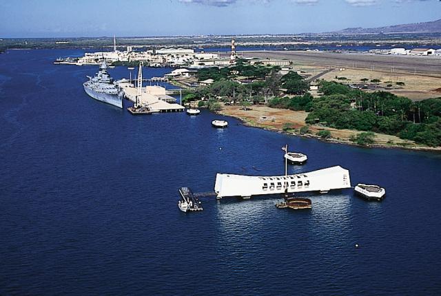 Oahu arizona memorial is a great destination
