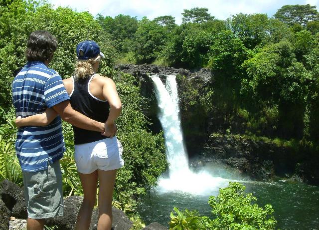 Hawaii sightseeing on the big island