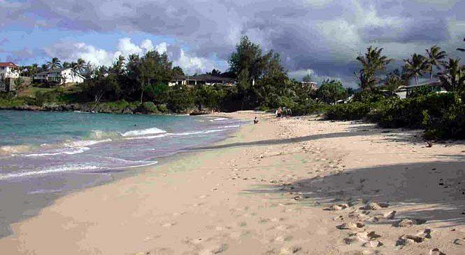 Hukilau Beach (Laie Beach)