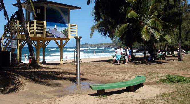 DT Fleming Beach Park