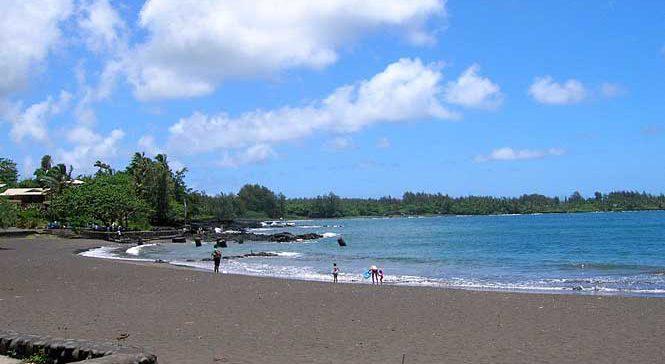Hana Bay Beach Park