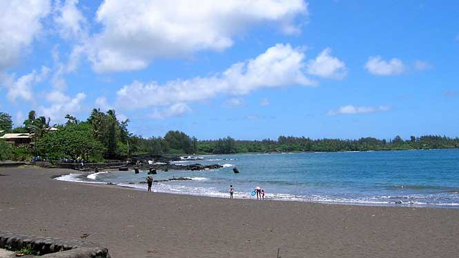 Hana Bay Beach Park