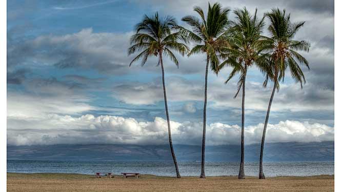 One Alii Beach Park