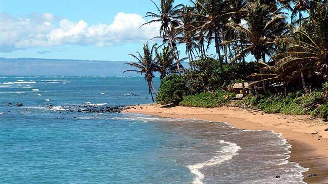 Pukoo Beach