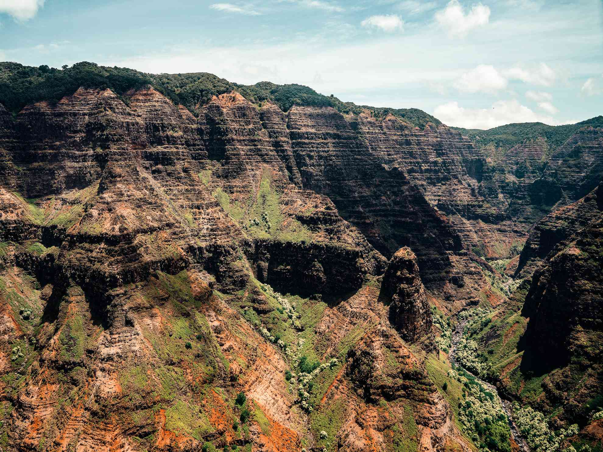 Waimea Canyon is one of the many things to do on Kauai