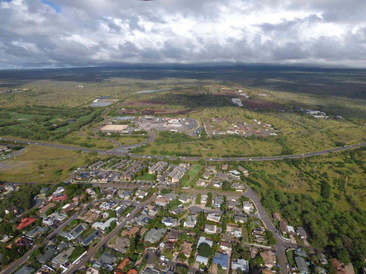 Kihei Maui Aerial View